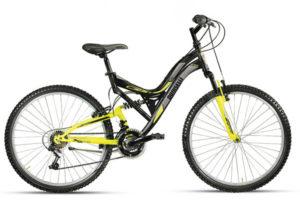 "BN11026 Bicicletta Doniselli Mountain Bike Downhill JUMP 26"" 18 vel."