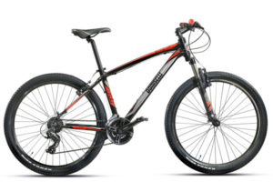 "BN1268 Bicicletta Doniselli Mountain Bike 27,5"" Capenorth Altus"