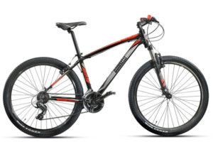 """BN1268 Bicicletta Doniselli Mountain Bike 27,5"""" Capenorth Altus"""
