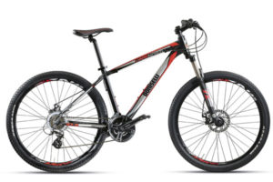 "BN1269-D Bicicletta Doniselli Mountain Bike 27,5"" Capenorth Altus 21v Disc"