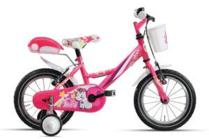 BN1514 Bicicletta bambina Doniselli Liù 14