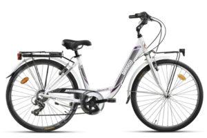 BN1626 Bicicletta Doniselli Heasy Hop alluminio Moon 7V