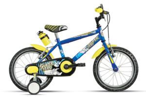 "BN1716 Bicicletta bambino Hero Boy 16"""