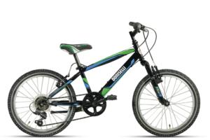 """BN1719M Doniselli Mountain Bike FS Groove 20"""" 6V"""