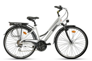 BN1930YL Doniselli City Bike York Altus 21 vel. Donna