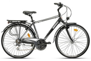 BN1930YM Doniselli City Bike York Altus 21 vel. Uomo