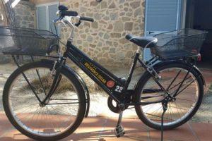 Bicicletta da trasporto per ISELBA