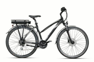 E-B N4928D-L Bicicletta elettrica VKT Dijon Lady