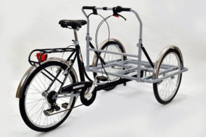 FD01ch Furgoncino Doniselli mod. Standard Chassis