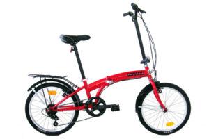"M006-c Bicicletta Doniselli Pieghevole ruota 20""-cc"