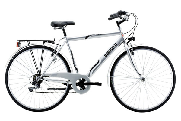 B007 Bicicletta Doniselli City Bike 6v2